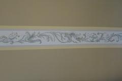 Malarstwo ścienne w kaplicy fatimskiej w kościcle pw. św. Brata  Alberta w Busku-Zdroju